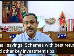 Small savings: Schemes with best returns and other key investment tips