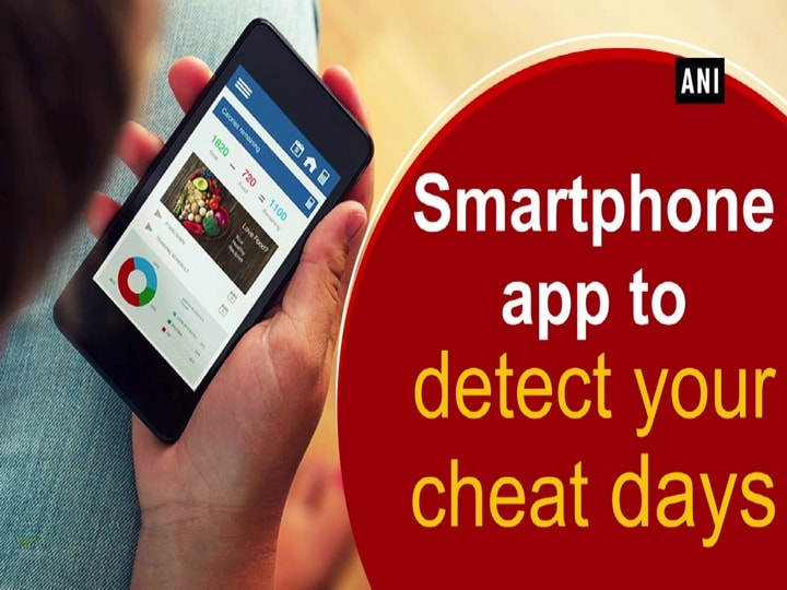 Smartphone app to detect your cheat days