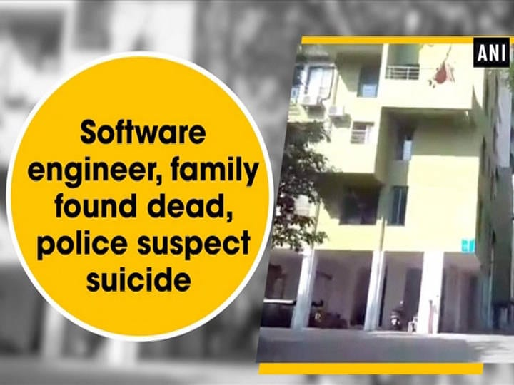Software engineer, family found dead, police suspect suicide