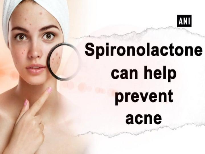 Spironolactone can help prevent acne