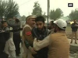 Srinagar: Muharram procession despite restrictions