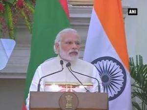 Stable, secure Maldives is in India's strategic interest: PM Modi