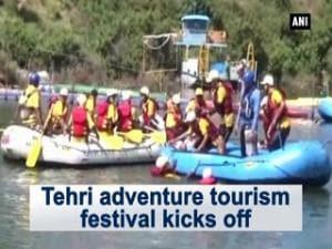 Tehri adventure tourism festival kicks off
