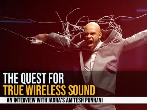 The Quest for true wireless sound: An interview with Jabra's Amitesh Punhani