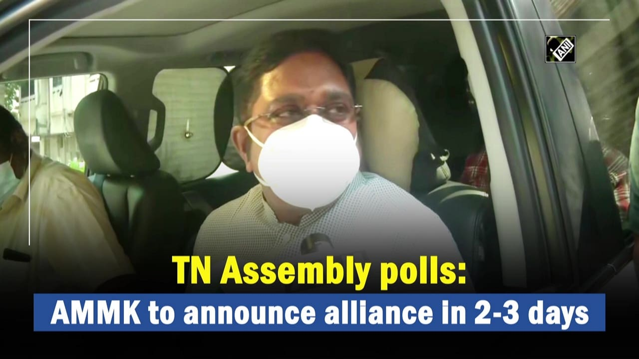 TN Assembly polls: AMMK to announce alliance in 2-3 days