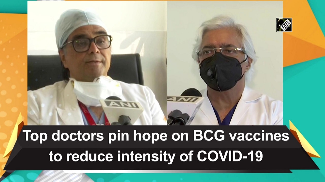 Top doctors pin hope on BCG vaccines to reduce intensity of COVID-19