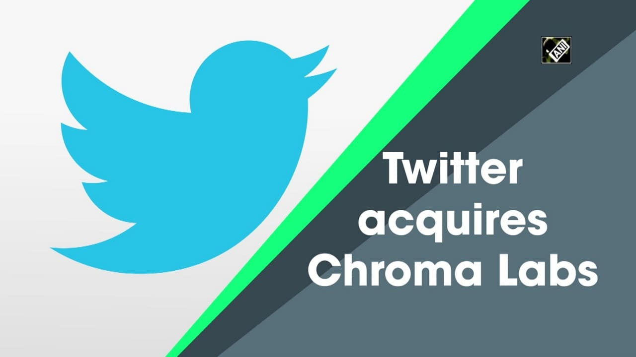 Twitter acquires Chroma Labs
