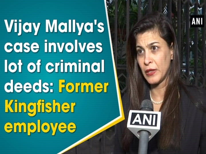 Vijay Mallya's case involves lot of criminal deeds: Former Kingfisher employee