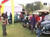 Vintage car rallies enthrall visitors