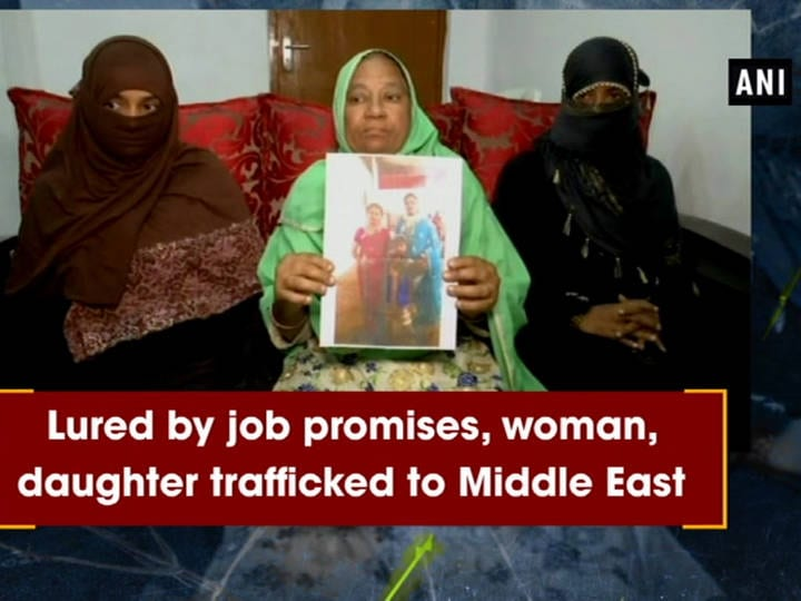 Watch: Lured by job promises, woman, daughter traffciked to Middle East