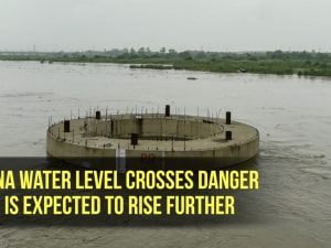 Water level of Yamuna crosses danger mark, is expected to rise further