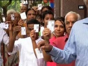 WB Polls: Polling underway for 53 seats