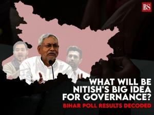 What will be Nitish's big idea for governance? Bihar poll results decoded