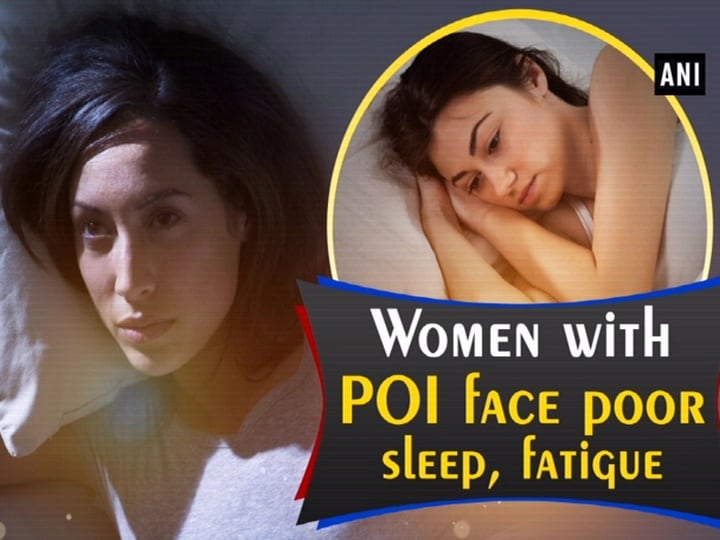 Women with POI face poor sleep, fatigue