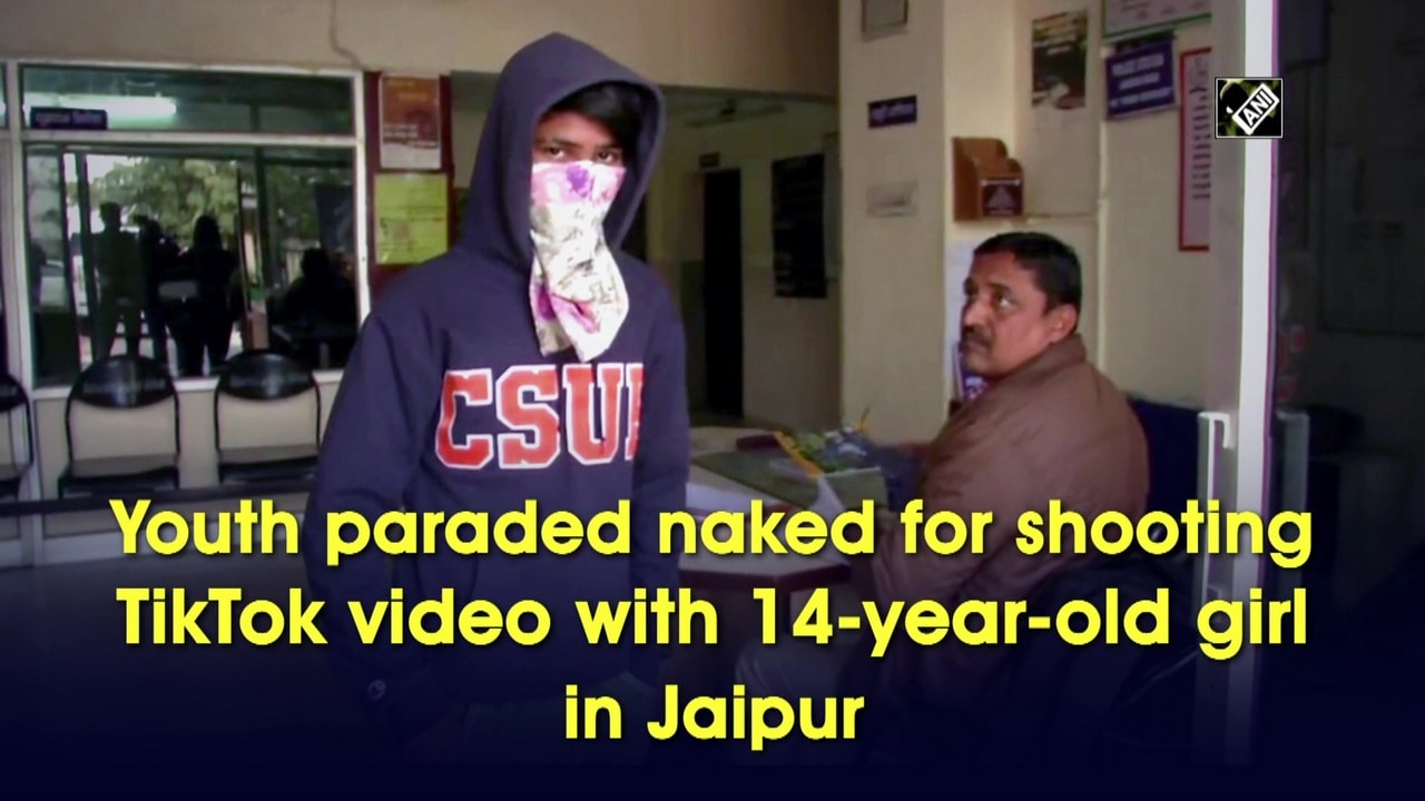 Youth paraded naked for shooting TikTok video with 14-year-old girl in Jaipur
