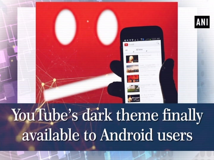 YouTube's dark theme finally available to Android users