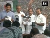 YSR Congress Party releases their election manifesto