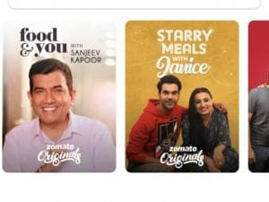 Zomato does a Netflix: Launches original shows