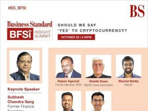 BS BFSI INSIGHT SUMMIT | Should we say 'Yes' to Cryptocurrency?