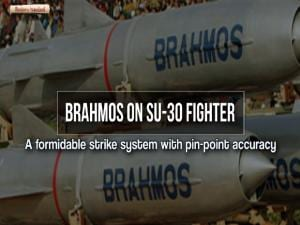 BrahMos missile on Su-30 fighter: A formidable strike system with pinpoint accuracy