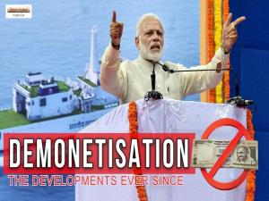 Demonetisation: How 8/11 changed India's financial outlook