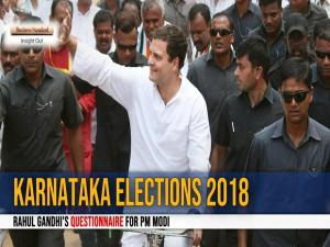 Karnataka Elections 2018: Rahul Gandhi's Questionnaire for PM Modi