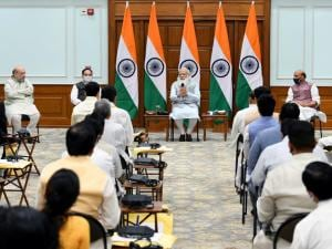Modi 2.0's first Cabinet reshuffle: Here's the complete list of ministers