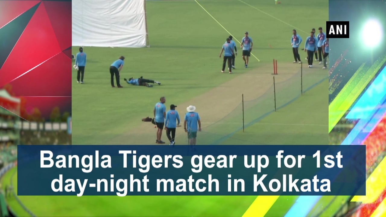Bangla Tigers gear up for 1st day-night match in Kolkata