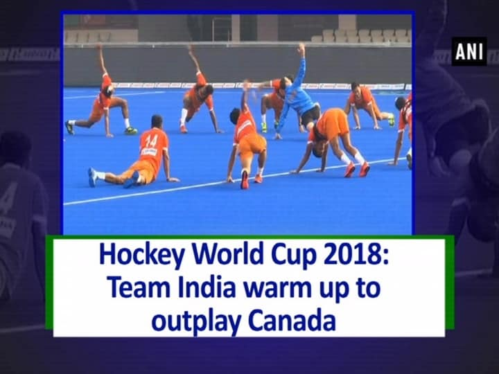 Hockey World Cup 2018: Team India warm up to outplay Canada