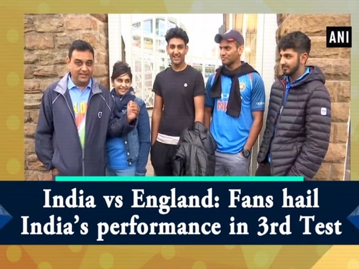 India vs England: Fans hail India's performance in 3rd Test