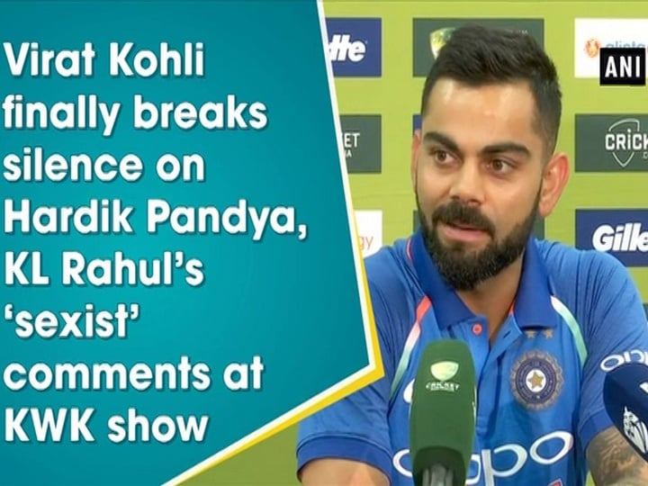 Virat Kohli finally breaks silence on Hardik Pandya, KL Rahul's 'sexist' comments at KWK show