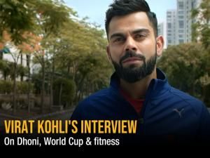 Virat Kohli's mega interview: On fitness mantra, World Cup & MS Dhoni