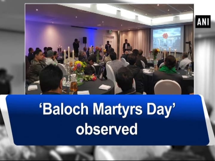 'Baloch Martyrs Day' observed