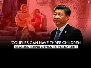 'Couples can have three children': Reasons behind China's big policy shift