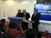 Debris found on Reunion Island comes from missing MH370: Malaysian PM