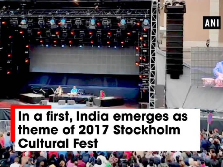 In a first, India emerges as theme of 2017 Stockholm Cultural Fest