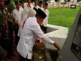 Indonesia pay respect to 2004 tsunami victims to mark 10th anniversary of disaster