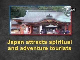 Japan attracts spiritual and adventure tourists