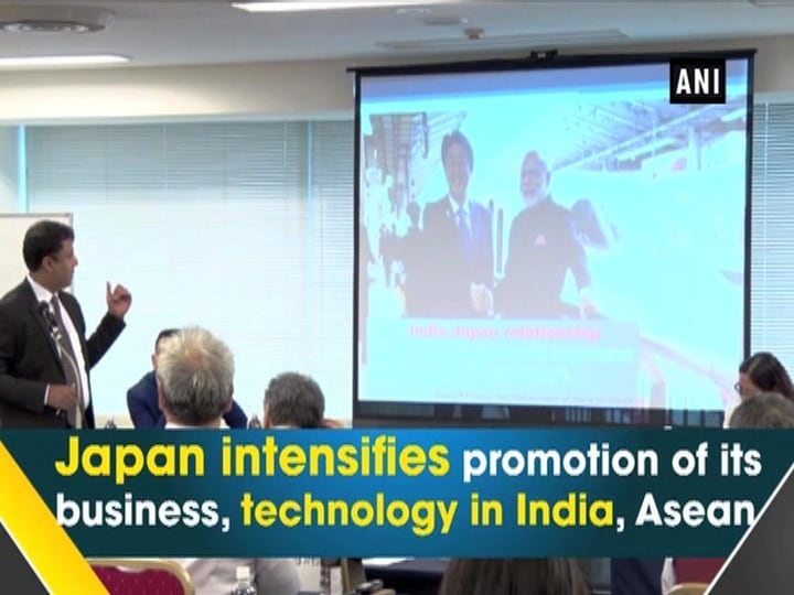 Japan intensifies promotion of its business, technology in India, Asean