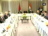 Modi meets CEO of Canada Pension Plan Investment Board Mark Wiseman