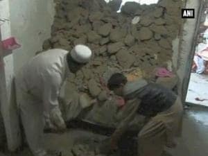 More than 270 killed in earthquake that hit Pak, Afghanistan