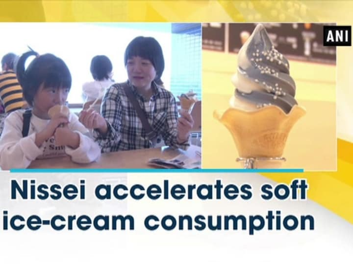 Nissei accelerates soft ice-cream consumption