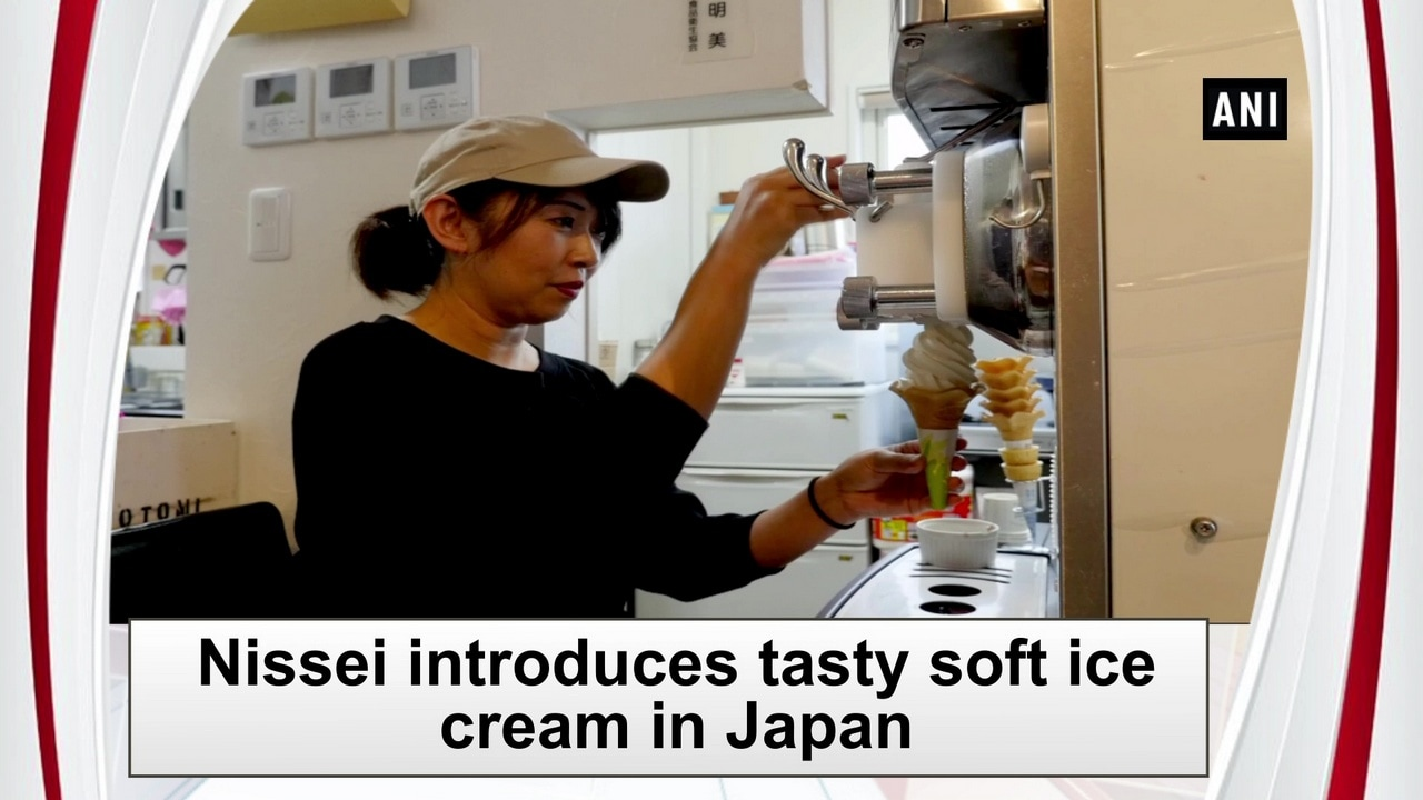 Nissei introduces tasty soft ice cream in Japan