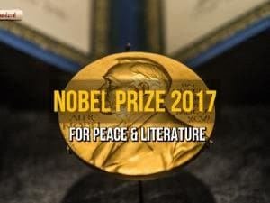 Nobel Prize 2017 for Peace & Literature