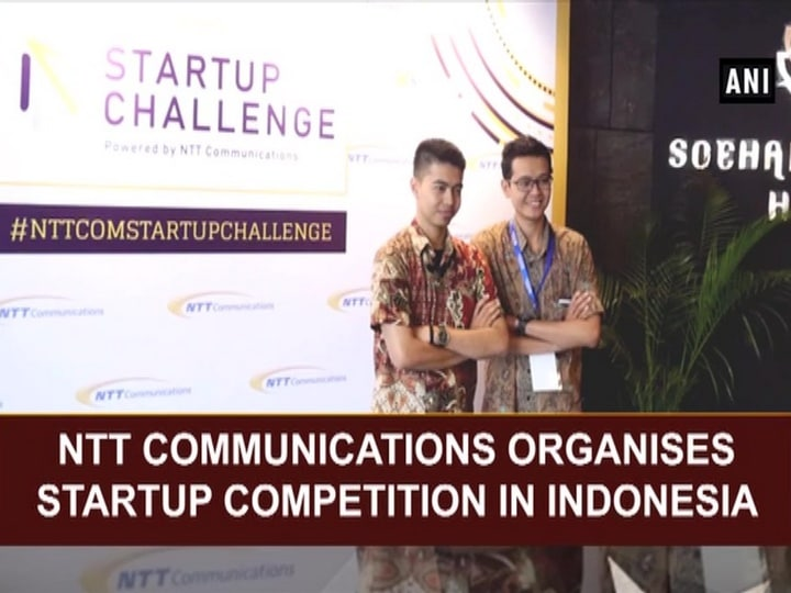 NTT Communications organises startup competition in Indonesia