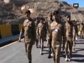 Pakistan army chief says 'acutely aware' of campaign against China-Pak corridor