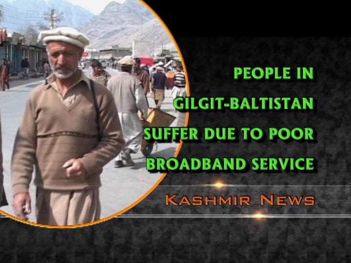 People in Gilgit-Baltistan Suffer Due To Poor Broadband Service