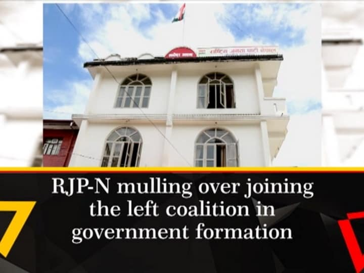 RJP-N mulling over joining the left coalition in government formation