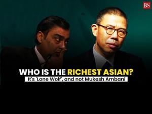 Who is the richest Asian? It's 'Lone Wolf', and not Mukesh Ambani