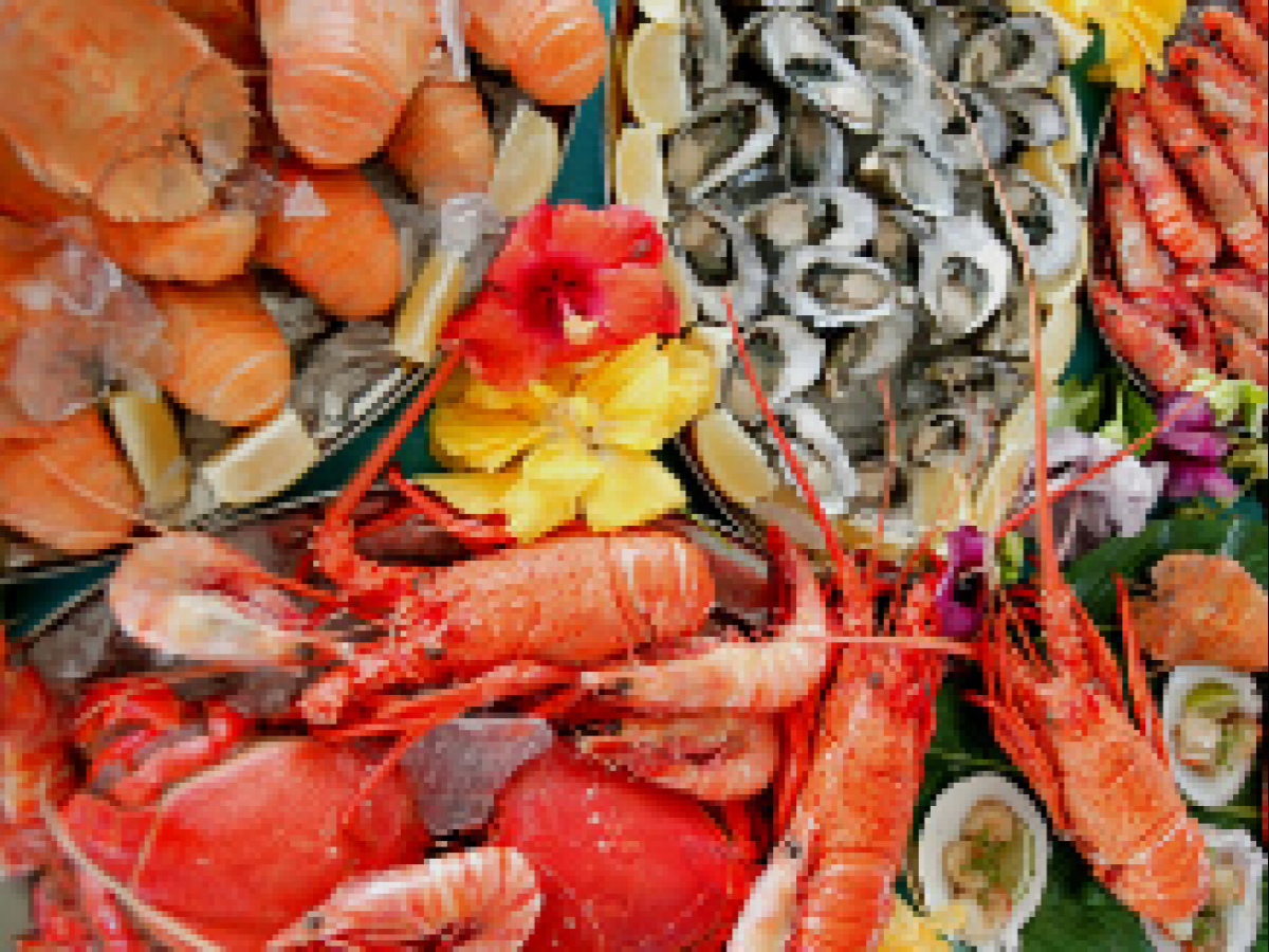 Record rise in seafood export, 1-mt mark crossed   Business Standard